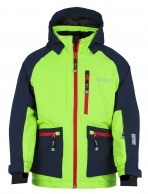 Kilpi Jackyl-JB, boys ski jacket, green