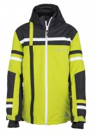 Kilpi Titan-JB, boys ski jacket, green