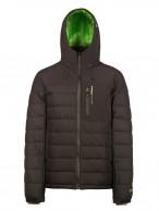 Protest Mount 16 mens ski jacket, black