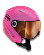 Osbe Start R, ski helmet with Visor, fucsia master