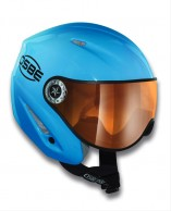Osbe Start R, ski helmet with Visor, light blue master