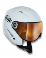 Osbe Start R, ski helmet with Visor, white master