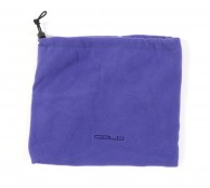 Cold Fleece neck warmer, purple