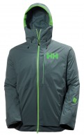 Helly Hansen Sogn mens ski jacket, grey