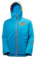 Helly Hansen Sogn mens ski jacket, blue