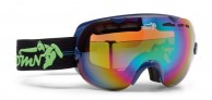 Demon Legend ski goggle, blue