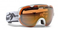 Demon Legend ski goggle, white