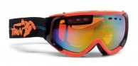 Demon Matrix ski goggle, orange