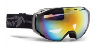 Demon Storm ski goggle, black/grey