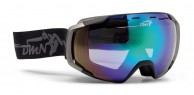 Demon Storm ski goggle, mat black