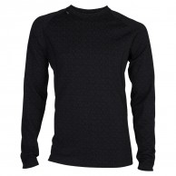 Ulvang 50Fifty Round neck, ms, Black X
