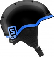 Salomon Grom Ski Helmet, Black
