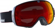 Salomon XT One goggles, black/red