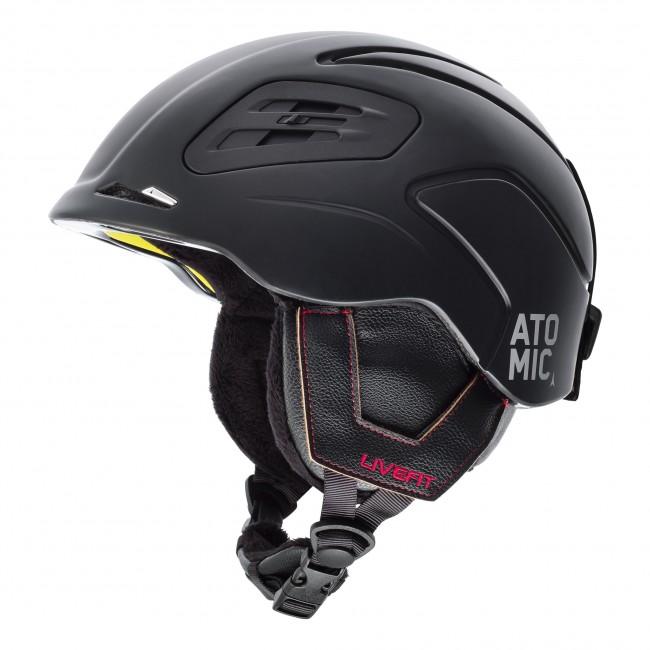 Scherpste aanbieding 7% Korting Atomic Mentor LF Ski Helmet, Black