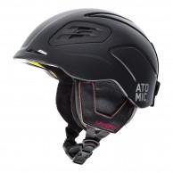 Atomic Mentor LF Ski Helmet, Black