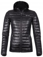 Kilpi Nektaria-W womens fiber down jacket, black
