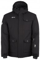 Kilpi Baker-M, mens ski jacket, black