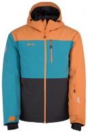 Kilpi Hokaido-M, mens snowboard jacket, blue