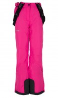 Kilpi Europa-JG, junior girls ski pants, pink