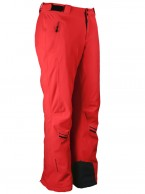 DIEL Bill mens ski pants, red