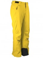 DIEL Bill mens ski pants, yellow