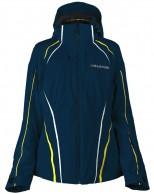 DIEL Betsy  ski jacket, women, dark blue