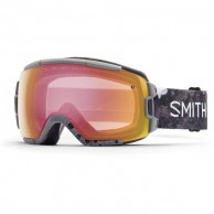 Smith Vice  Goggle, Clement Bleached/Red Sensor Mirror