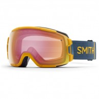 Smith Vice  Goggle, Mustard Conditions/Red Sensor Mirror