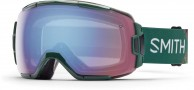 Smith Vice  Goggle, Green Obscura/Blue Sensor Mirror