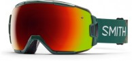 Smith Vice  Goggle, Green Obscura/Red Sol-X Mirror