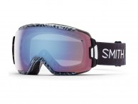 Smith Vice  Goggle, Shattered/Blue Sensor Mirror