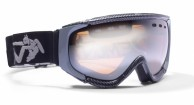 Demon Matrix ski goggle, Carbon