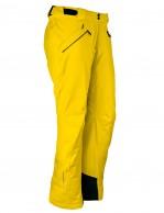 DIEL Bo womens ski pants, yellow