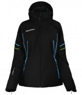 DIEL Celia, womens ski jacket, black