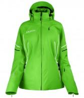 DIEL Celia, womens ski jacket, green