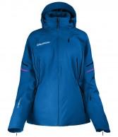 DIEL Celia, womens ski jacket, blue