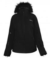 DIEL Celine ski jacket, women, black