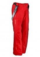DIEL Cher womens ski pants, red