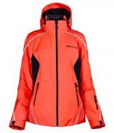 DIEL Daria , womens ski jacket, red