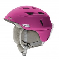 Smith Compass Womens ski helmet, fuchsia
