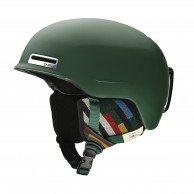 Smith Maze ski helmet, Dark Green