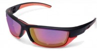 Demon Tech Sport sunglasses, orange/black