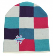 Kama Kamakadze snowboard hat, long, White