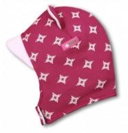 Kama Kids hat, wool/polyacryl, Pink