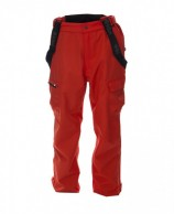 Kilpi Ruuttila, Mens Ski pants, Red