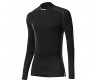 Löffler Transtex Warm Mens Turtleneck, Black