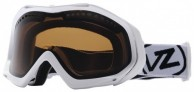 VonZipper Bushwick, White Gloss/bronze