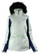 DIEL Eva ski jacket, women, swan