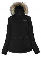 DIEL Eva ski jacket, women, black
