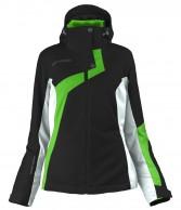 DIEL Elana ski jacket, women, black